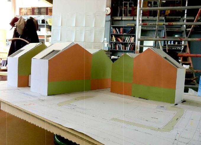 farbgestaltung fassade miracasas. Black Bedroom Furniture Sets. Home Design Ideas